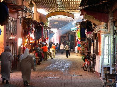 the-souks-of-morocco